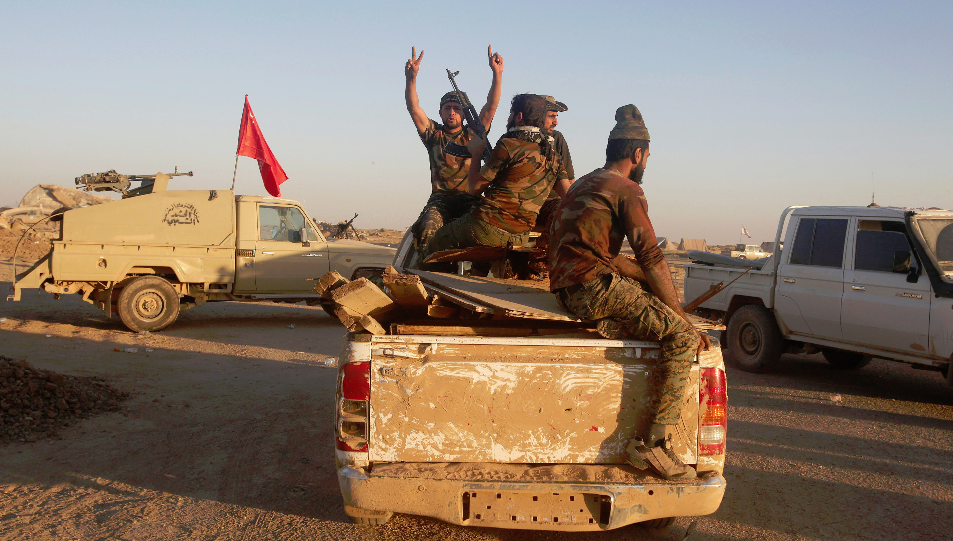 Iran-led Militia Forces Planning to Seize Iraq's Tal Afar