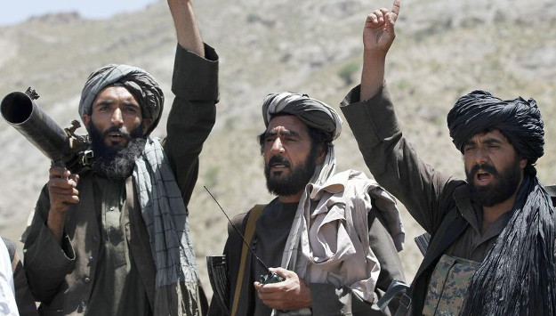 Afghans see Iran's hand in Taliban's latest gains in western Afghanistan