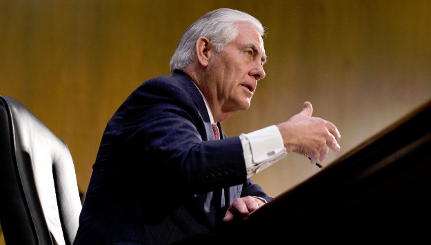 Iran Watchful on Rex Tillerson