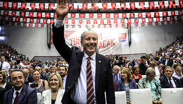 Can a firebrand opposition leader turn the tide in Turkey?