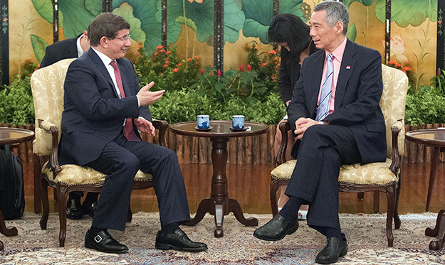 Turkey-Singapore Relations: A Manifestation of Turkey's Growing Interest in SE Asia
