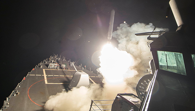 Strikes on Syria: Game Changer for U.S.-Turkey Relations?