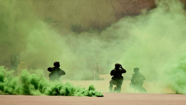 Iran-Backed Forces Link Up along Syrian-Iraqi Border near al-Tanf despite U.S. Warnings