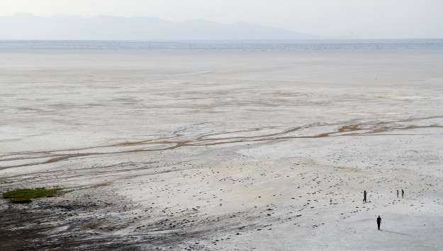 Iran's Water Shortage Crisis Worsens