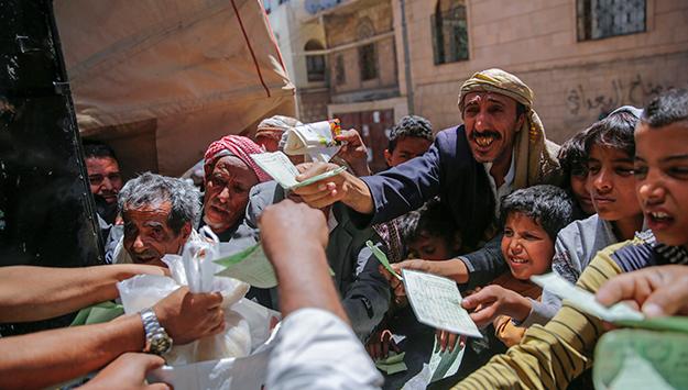 Yemen's Humanitarian Disaster: Halting the Famine Threat