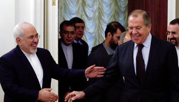 Zarif in Moscow for More Syria Planning
