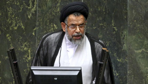 Iran's Intelligence Minister Says His Forces Arrested Terrorists Planning Attacks across Iran