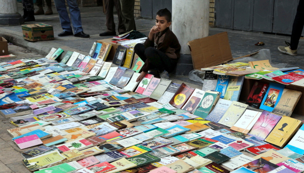 Literature after the Arab Spring