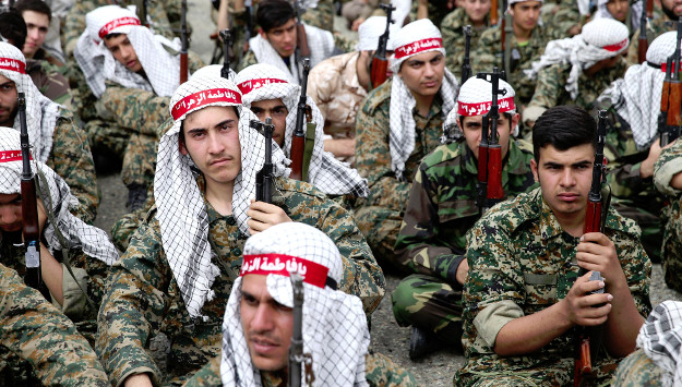 """New Basij Chief Tasked to Counter """"Enemy Plots"""""""
