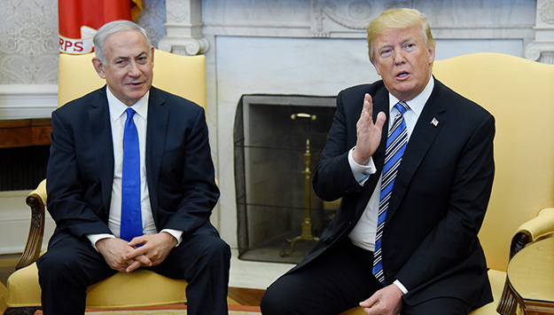 Monday Briefing: Trump and Netanyahu's ultimate deal