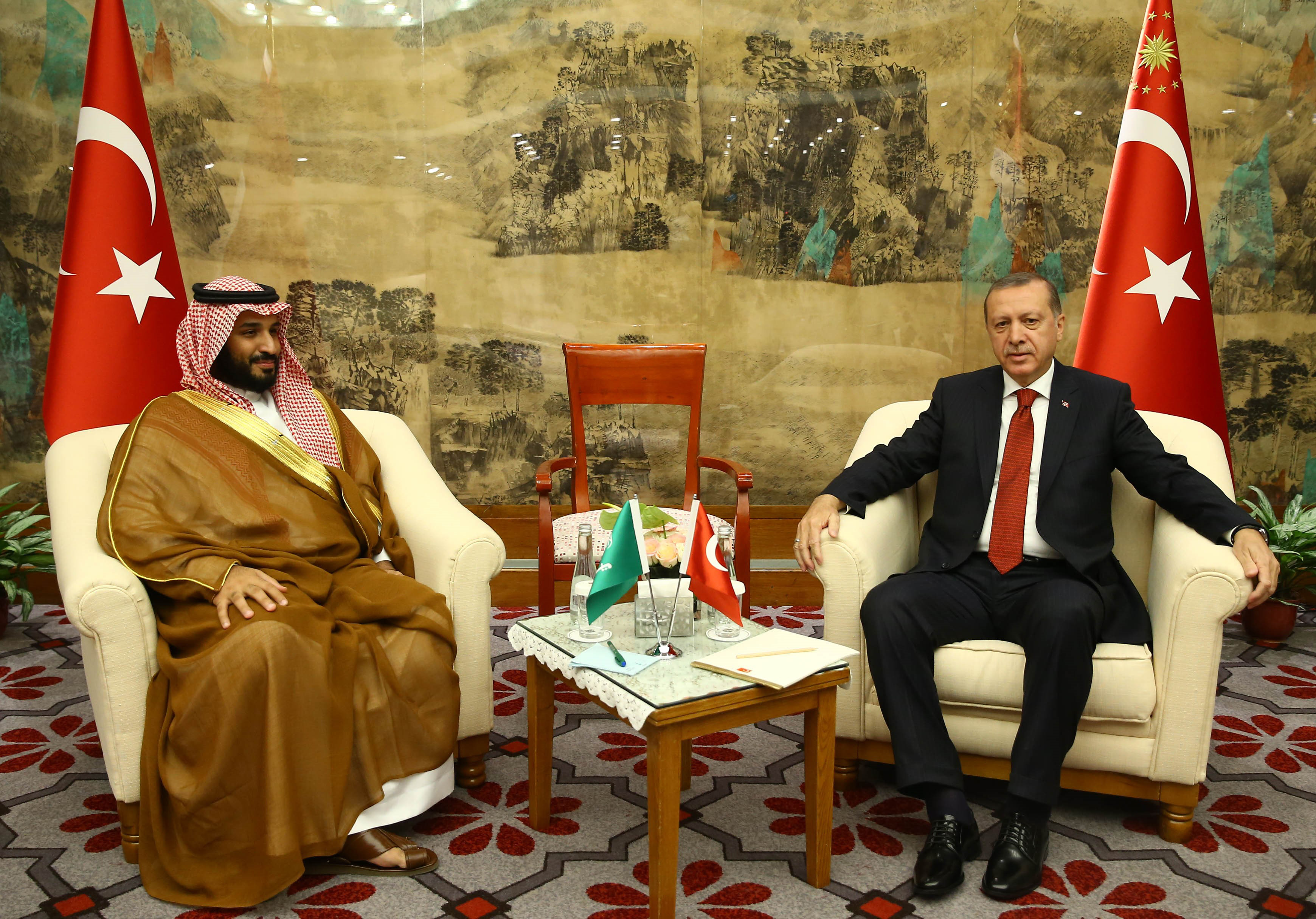 Khashoggi crisis creates new challenges for Turkey's foreign policy