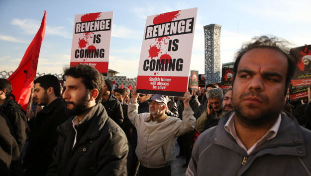 How the Feud Between Saudi Arabia and Iran Could Escalate