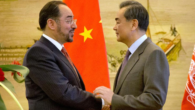 China Makes Diplomatic Play in Afghanistan