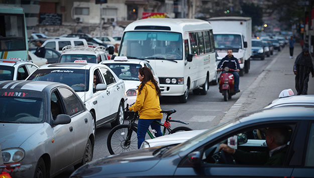 Egyptian drivers hold the key to cleaner air