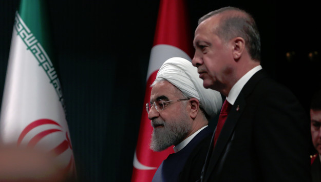 Erdoğan's Syria Remark Angers Iran, Russia and Syria