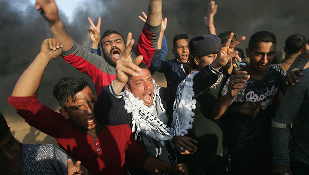 Monday Briefing: Gaza bloodshed presages wider troubles