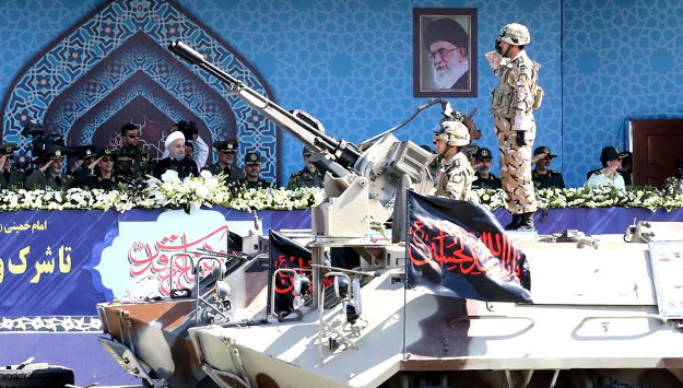 Iran Unveils New Ballistic Missile in Show of Defiance to Trump