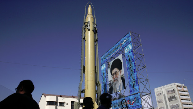 Iranian commander rules out missile negotiation in defiance of Western pressure