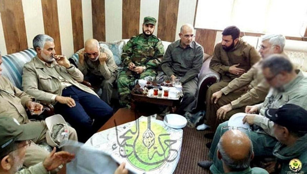 Iran-backed Iraqi militias may send reinforcements to Syria