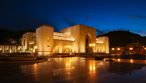 New Museum Displays Oman's Rich History