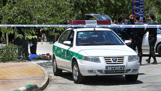 Authorities in Iran Kill Four Individuals Allegedly Linked with Islamic State