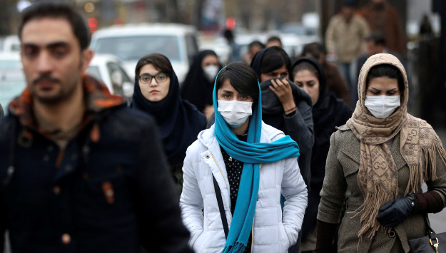 Worsening Air Pollution Triggers Political Clashes in Iran