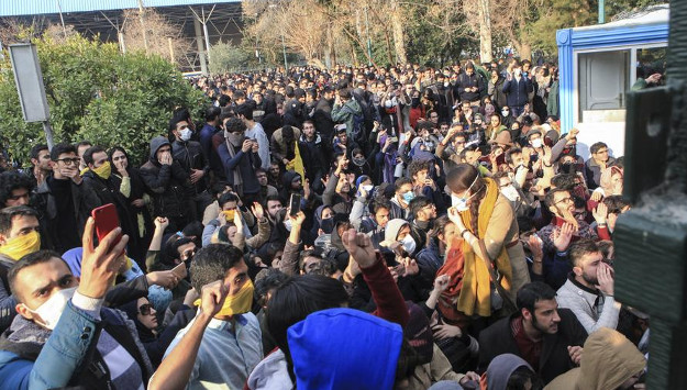 Will latest anti-regime protests change Iran's costly regional policies?