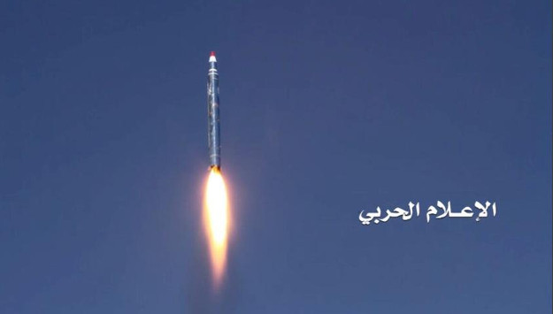 Iran-Backed Houthi Rebels Fire another Ballistic Missile at Riyadh