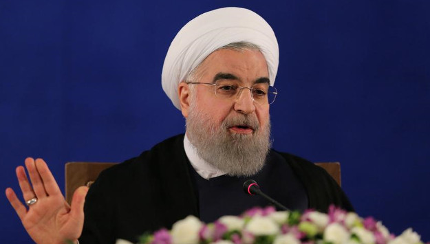 Rouhani rejects JCPOA renegotiation, hints Tehran may remain in deal without US