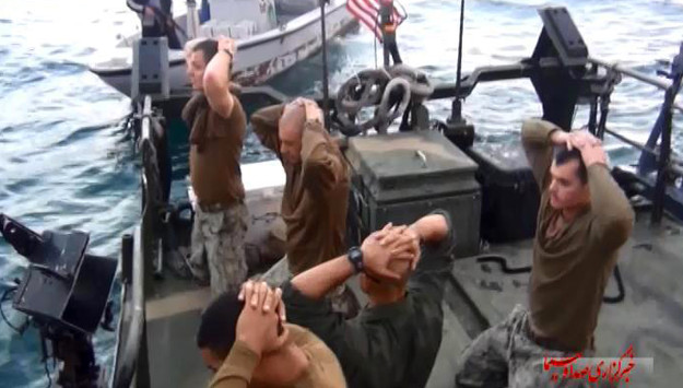 Iran Marks Anniversary of US Sailors' Capture
