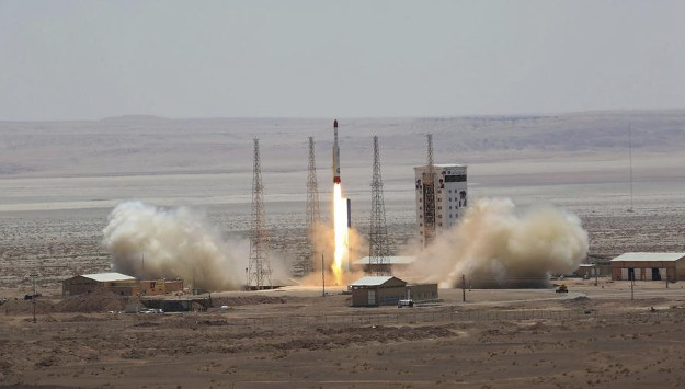 Iran set to launch four new satellites despite international concerns