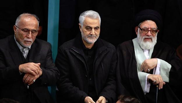 Suleimani Hails Rafsanjani's anti-US, anti-Israel Stance