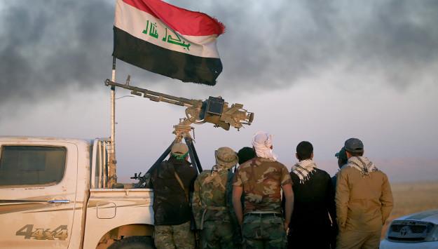 Iraqi Militia Forces Advance toward Tal Afar despite Sunnis' Concerns