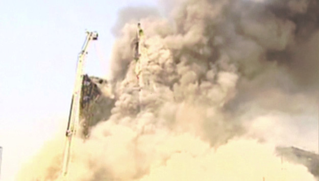 Unaccountability after Tehran High-Rise Disaster