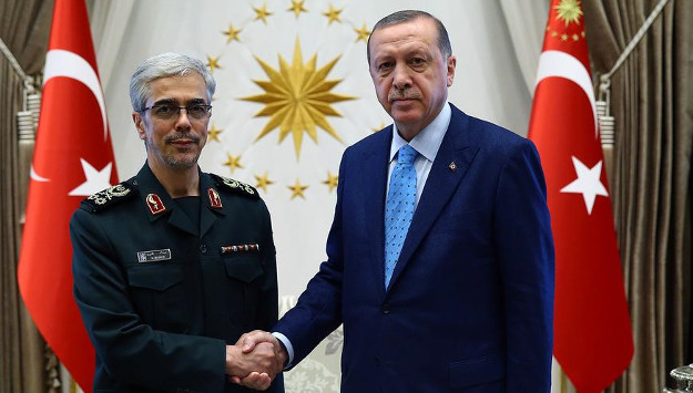 Iran and Turkey Discuss Ways to Cooperate in Syria and Iraq