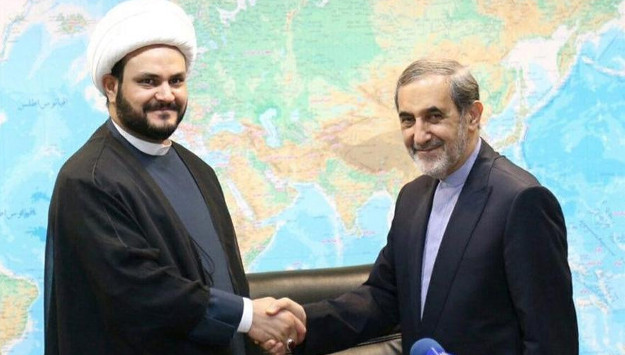 Top Khamenei advisor visiting Syria says Iranian-led forces will expel US from region