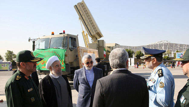 Iran's Plan to Export Arms Threatens Regional Security
