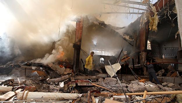 Yemeni Factions, Saudi Arabia Escalate Aimless War