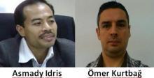 Asmady Idris and Ömer Kurtbağ