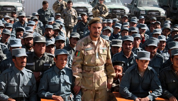 Key Afghan police chief killed in Kandahar attack
