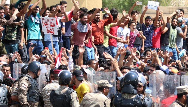 Will Basra's protests reshape Iraqi politics?