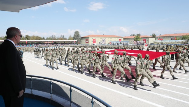 Erdogan's generals: From military tutelage to a politicized military