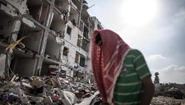 Cruel War in Gaza Calls for New Peace Approach