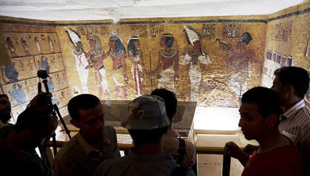The Science of Preserving Egypt's Cultural Heritage
