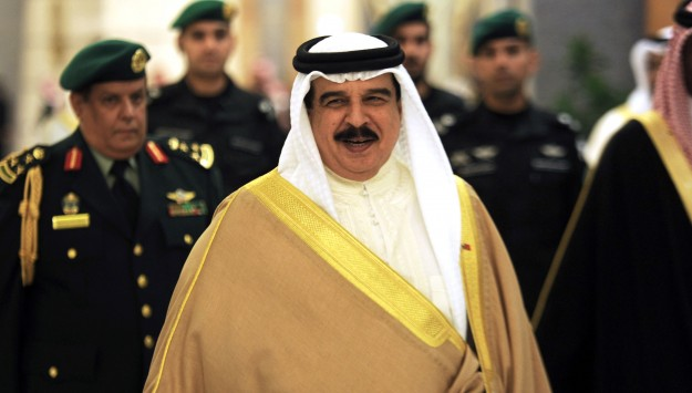 The politics of aid: GCC support for Bahrain