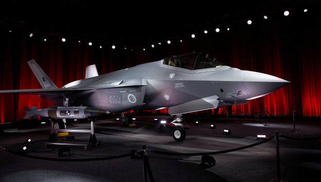 The US's F-35 conundrum