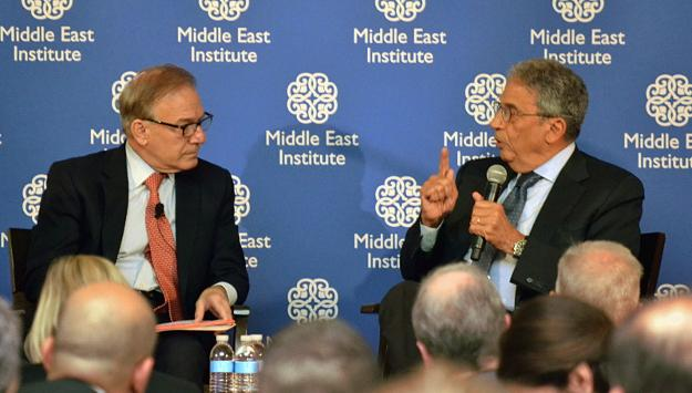A Conversation with H.E. Amr Moussa