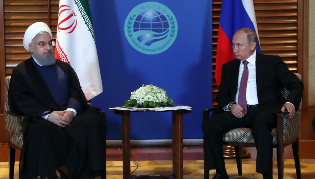 Russia and Iran's awkward flirtation on energy