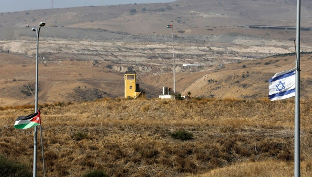 Challenging the cold peace: Jordan's cancellation of the land lease