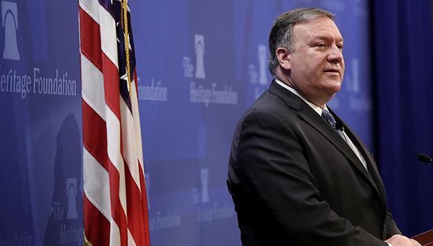 Trump's Iran gamble
